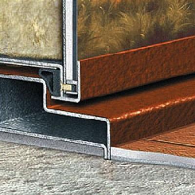установка металлических дверей эконом