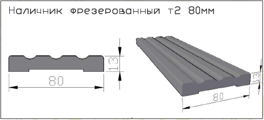 Наличник фрезерованный Тип2.png